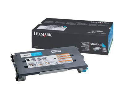 Lexmark C500S2CG toner y cartucho laser