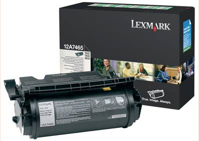 Lexmark T632 T634 Extra High Yield Return Program Print Cartridge 32K