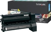 Ver Lexmark Yellow Return Program Print Cartridge for C770