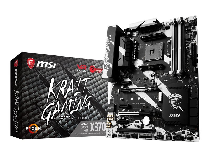 Ver MSI X370 KRAIT GAMING