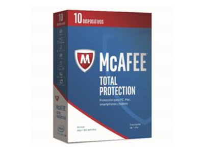 Ver McAfee Total Protection 2017