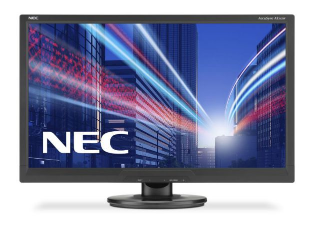 Ver NEC AccuSync AS242W