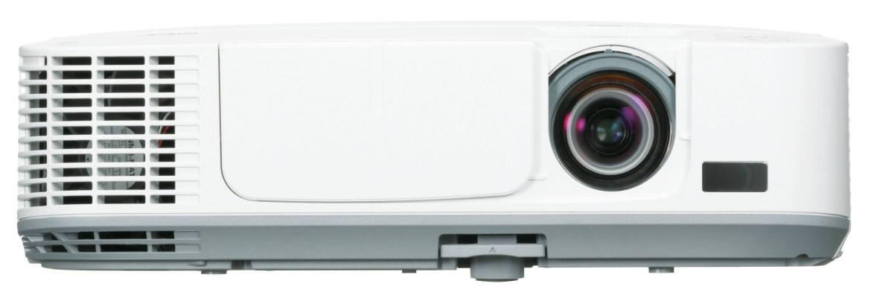 NEC M271X 2700lumenes ANSI 3LCD XGA 1024x768 Portatil Color blanco
