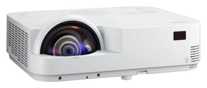 Ver NEC M353WS