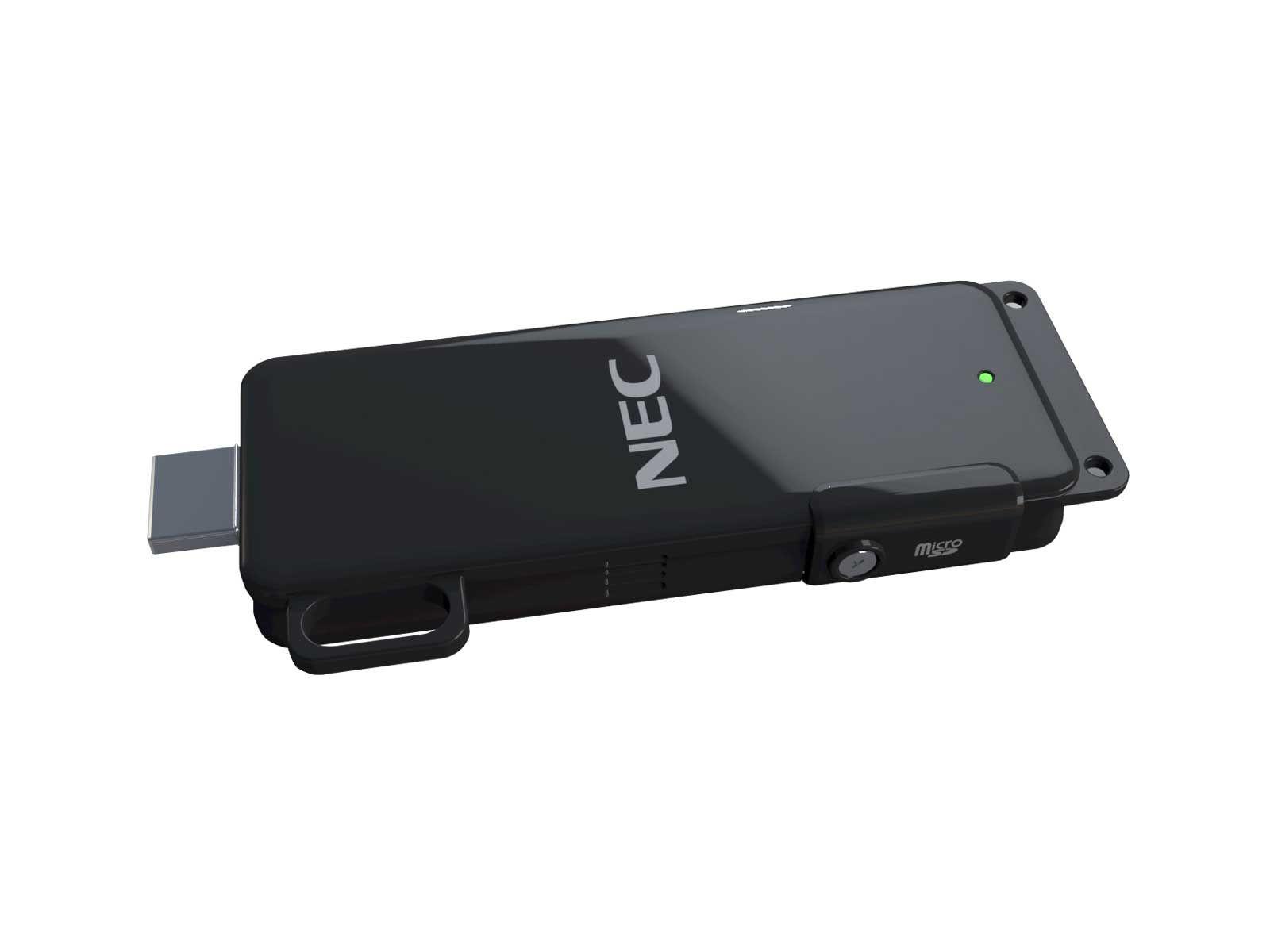 Ver NEC MP10RX2 HDMI Wi Fi adapter