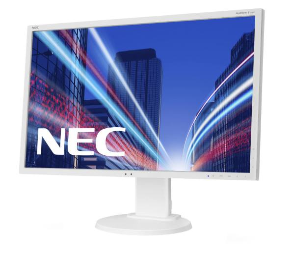 Ver NEC MultiSync E223W 22 Color blanco