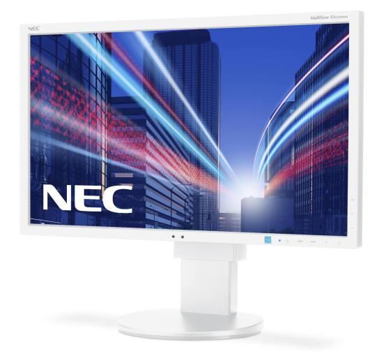 Ver NEC MultiSync EA234WMi Full HD TFT