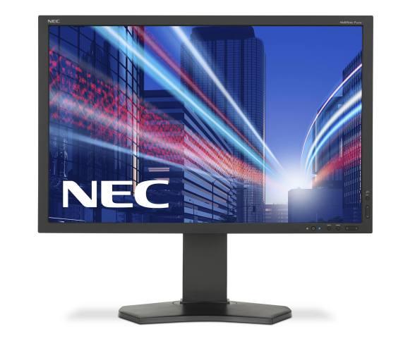 Ver NEC MultiSync P242W Full HD IPS Negro