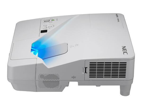 Ver NEC UM301X 3000lumenes ANSI LCD XGA 1024x768 Escritorio Color blanco