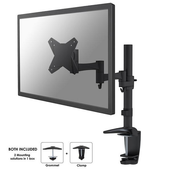 Ver Newstar FPMA D1330BLACK soporte de mesa para pantalla plana
