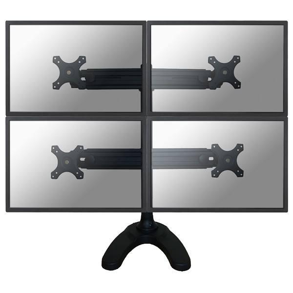 Ver Newstar FPMA D700DD4 soporte de mesa para pantalla plana