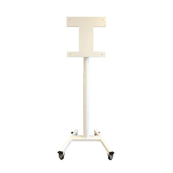 Ver Newstar PLASMA M1400 55 Portatil Color blanco soporte de pie para pantalla plana