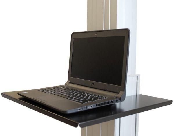 Newstar PLASMA M2500LAPSHELF accesorio para montaje en panel plano