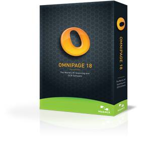 Ver Nuance OmniPage 18 Standard ESD ML