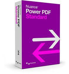 Nuance PDF Converter Power PDF Standard 2