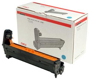 Ver OKI 42126607 17000paginas Cian tambor de impresora
