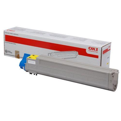 OKI 43837129 toner y cartucho laser