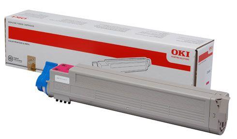 OKI 43837130 toner y cartucho laser