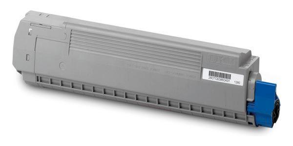 OKI 44059211 10000paginas Cian toner y cartucho laser