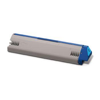 OKI 45536415 Toner de laser 24000paginas Cian