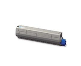 OKI 45862814 10000paginas Amarillo toner y cartucho laser