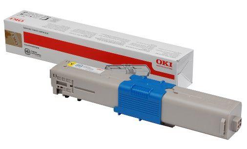 OKI 46508713 Toner 1500paginas Amarillo toner y cartucho laser