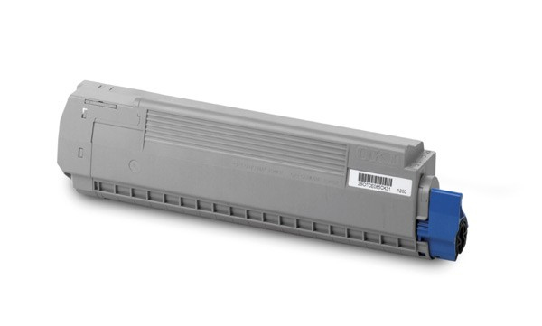OKI Cyan Toner Cartridge 44059167