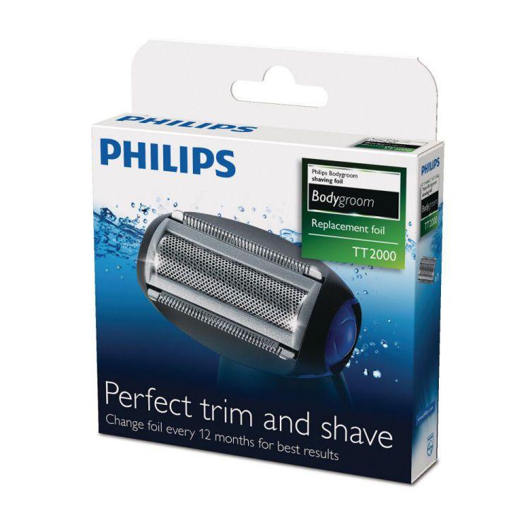 Ver Philips Cabezal de afeitado de recambio TT2000
