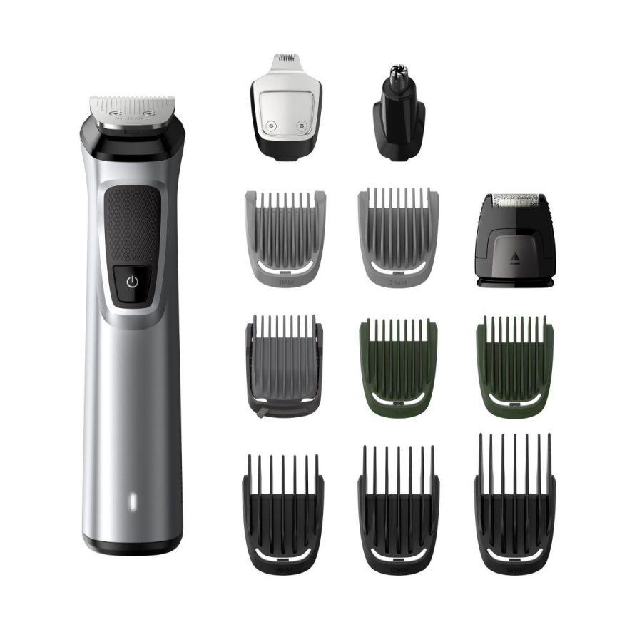 Ver Philips MULTIGROOM Series 7000 Cara cabello y cuerpo 12 en 1 MG7710