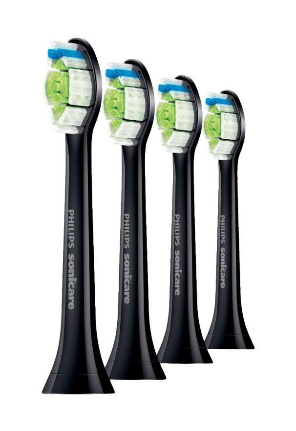 Philips Sonicare DiamondClean Cabezales de cepillo sonicos estandar HX6064