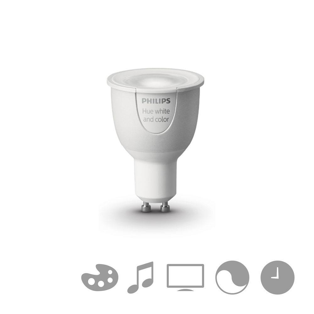 Ver Philips hue Luz blanca y de color