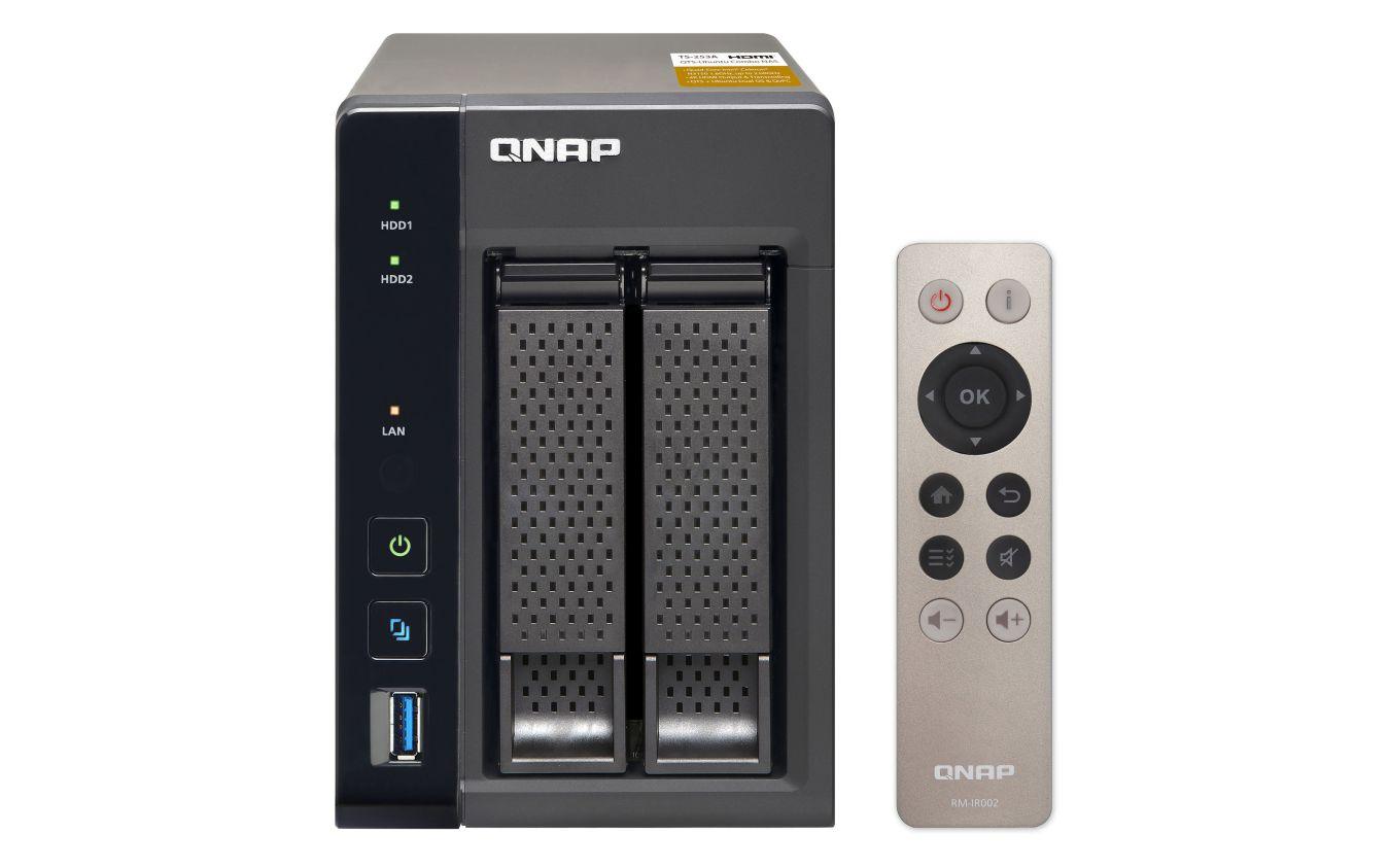 Ver QNAP TS 253A 8G