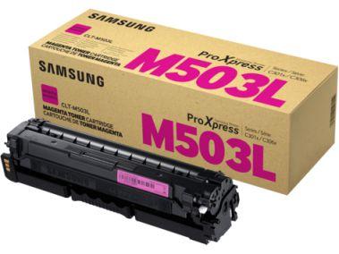 Samsung CLT M503L Toner de laser 5000paginas Magenta