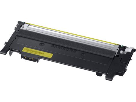 Ver Samsung CLT Y404S Toner de laser 1000paginas Amarillo