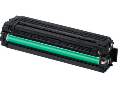 Samsung CLT Y504S Toner de laser Amarillo