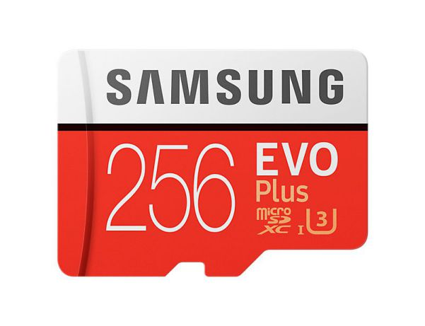 Samsung EVO Plus MB MC256G 256GB MicroSDXC UHS I Clase 10