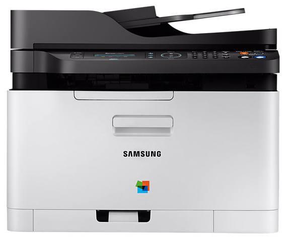 Ver Samsung Xpress SL C480FN multifuncional
