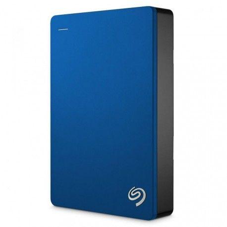 Ver Seagate Backup Plus Portable 5000GB Azul