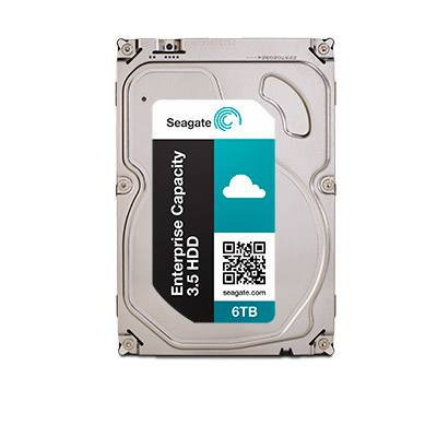 Ver Seagate Constellation Enterprise Capacity 35 HDD 6TB