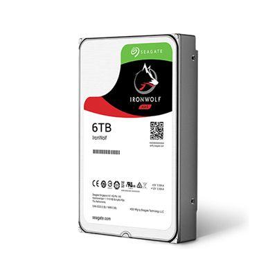 Ver Seagate NAS HDD IronWolf 6TB Serial ATA III