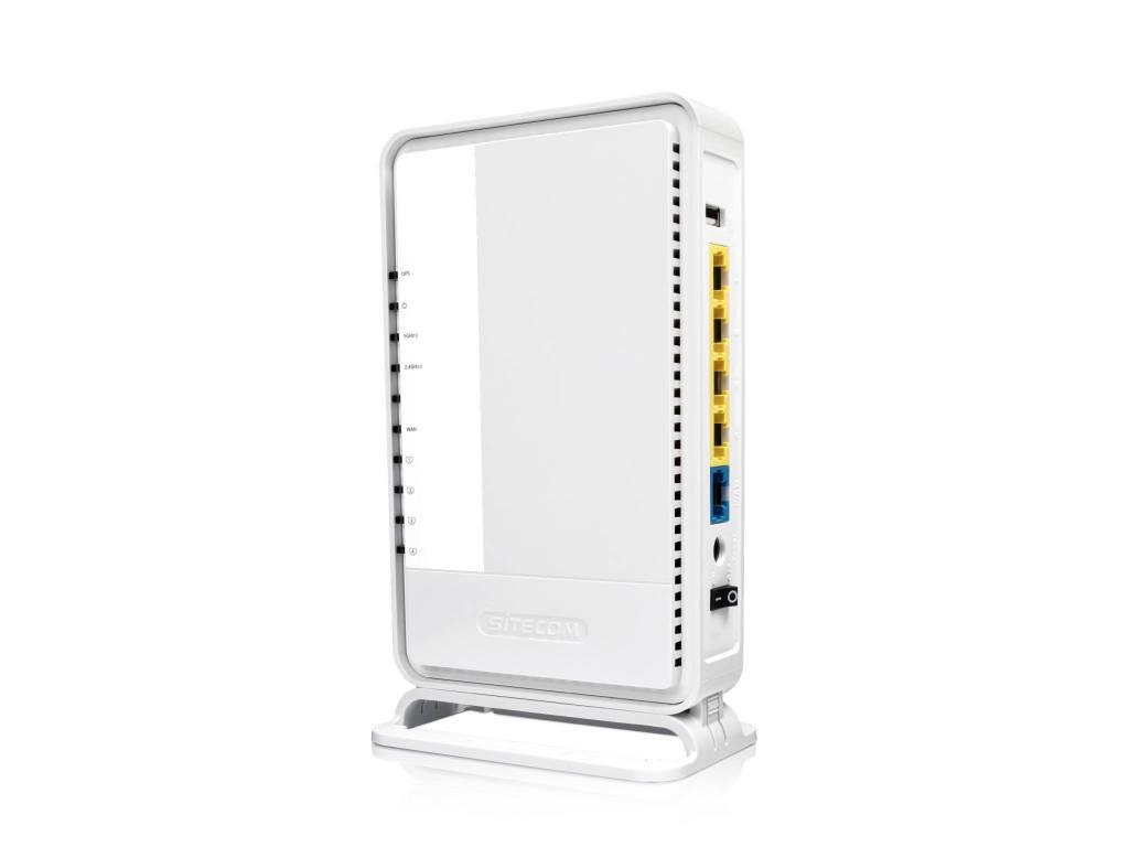 Sitecom Wlr 5002 Ac750 Wi Fi Router X5