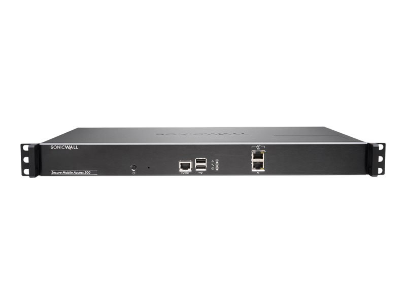SonicWall Secure Mobile Access 200