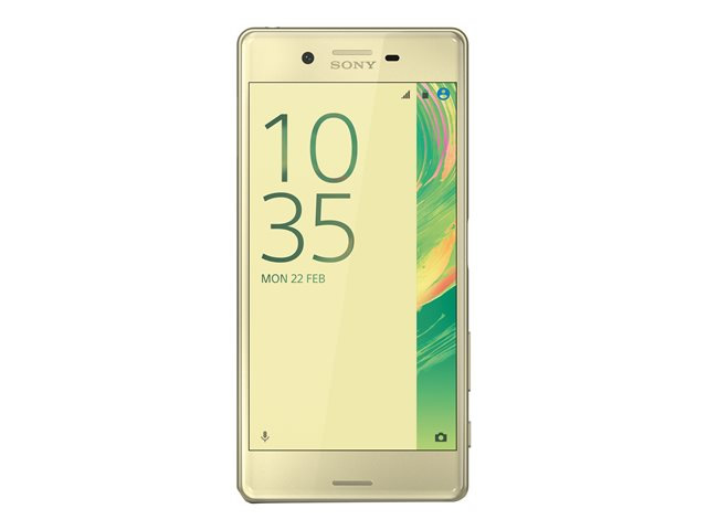 Ver Sony XPERIA X Performance oro