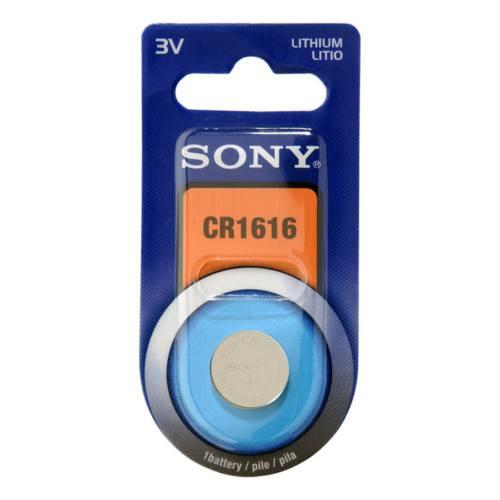 Ver Sony CR1616B1A bateria recargable