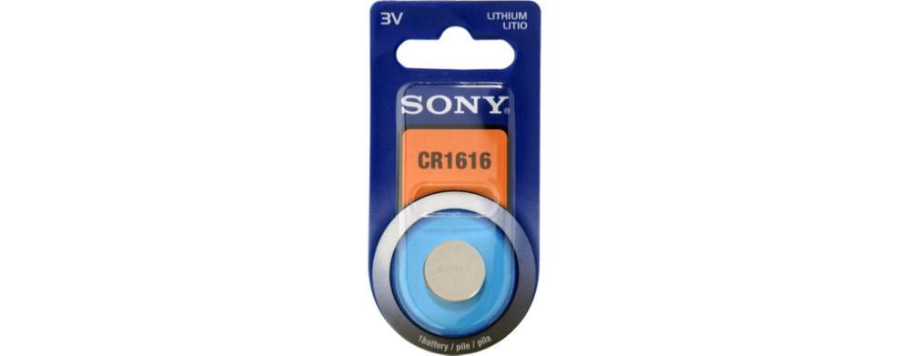 Sony Cr1616b1a Bateria Recargable