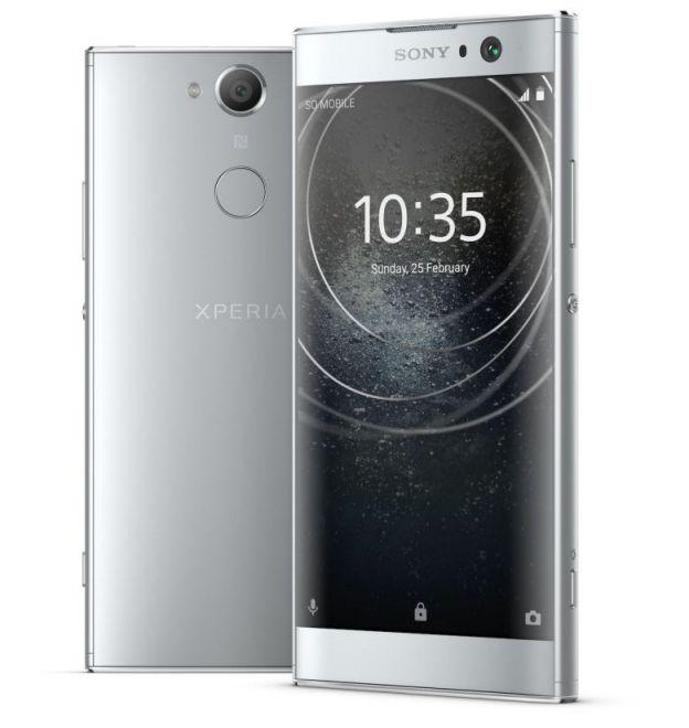 Sony Xperia XA2 4G 32GB Plata