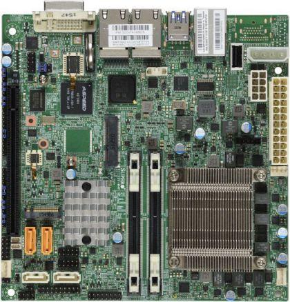 Supermicro X11SSV M4F Intel C236 BGA 1440 Mini ITX