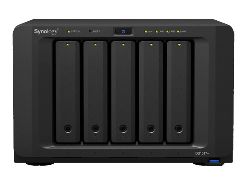 Ver Synology Disk Station DS1517 PLUS