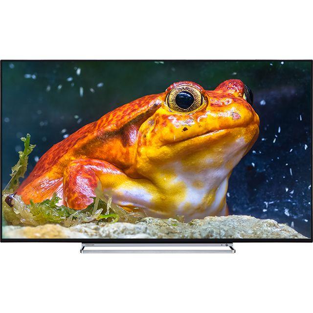 Toshiba 55U6763DG 55 4K Ultra HD Smart TV