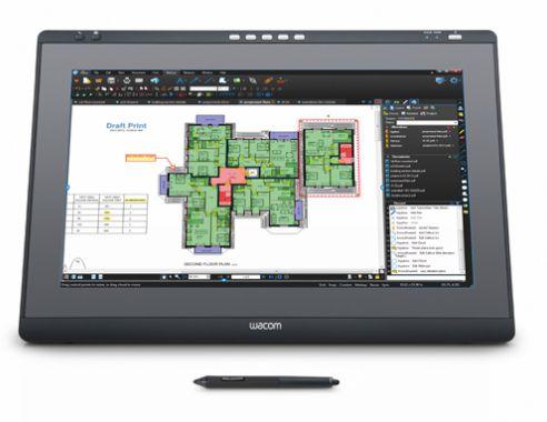 Wacom DTK 2241 monitor pantalla tactil